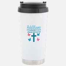 ADORING GRANDMA Stainless Steel Travel Mug
