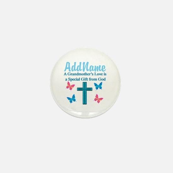 ADORING GRANDMA Mini Button