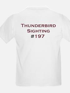 Winter Steel 'Thunderbird' Kids T-Shirt
