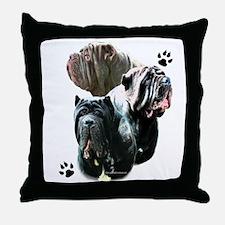Neo Trio Throw Pillow