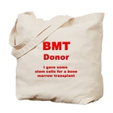 BMT Donor Tote Bag