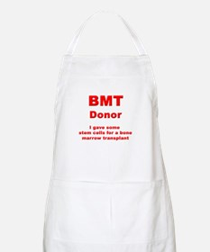 BMT Donor BBQ Apron