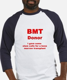 BMT Donor Baseball Jersey