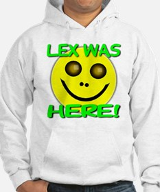 lexwashere_transparent_smiley Hoodie