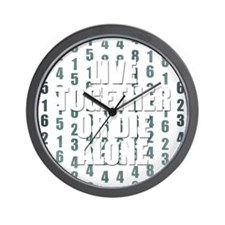 LOST Live Together Wall Clock