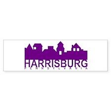 Harrisburg Pennsylvania Bumper Bumper Sticker