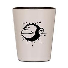 LARGE MonkeySplat Shot Glass
