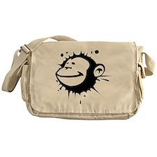 LARGE MonkeySplat Messenger Bag