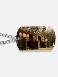 Batsto Houses - Print Dog Tags