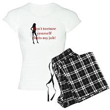 Femdom dont toture ... Pajamas