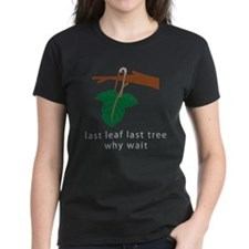 last leaf last tree Tee