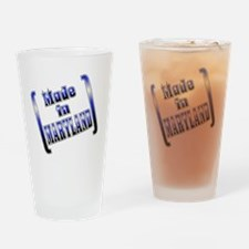 made_MARY_T Drinking Glass