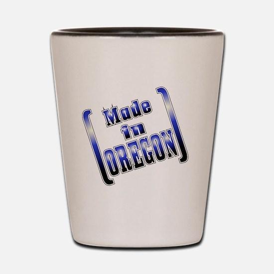made_OREGON_T Shot Glass