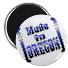 made_OREGON_T Magnet