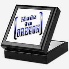 made_OREGON_T Keepsake Box