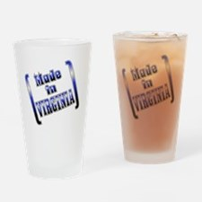 made_VIRGINIA_T Drinking Glass