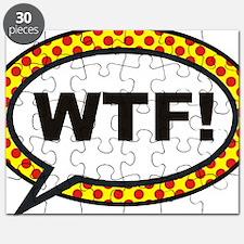 WTF BUBBLE 3B Puzzle