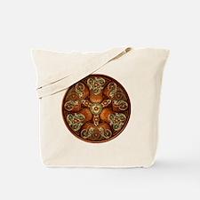 Norse Chieftain's Shield - Copper & Gold Tote Bag