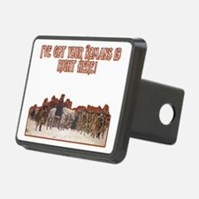 Romans 13 darks Hitch Cover