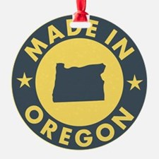 Made-In-OREGON Ornament