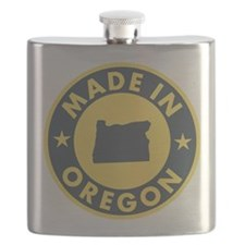 Made-In-OREGON Flask