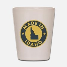 Made-In-IDAHO Shot Glass