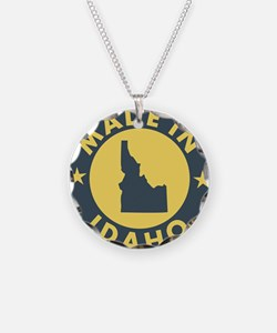 Made-In-IDAHO Necklace