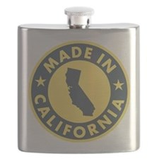 Made-In-Califotnia Flask