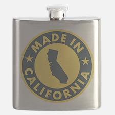 Made-In-Califotnia Flask