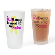 2-Seabee3 Drinking Glass