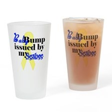 2-Seabee4 Drinking Glass