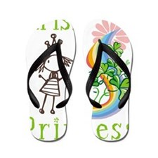 pat254light Flip Flops