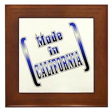 made_CALI_T Framed Tile