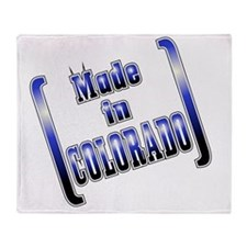 made_COLO_T Throw Blanket