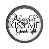 Always kiss me goodnight Basic Clocks