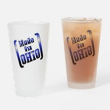 made_OHIO1_T Drinking Glass