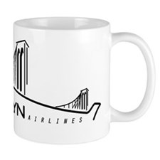 Brooklyn Airlines 1 Mug