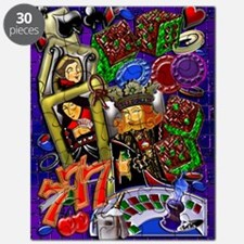 Royal Flush Games of Skill and chance 7.5 x Puzzle