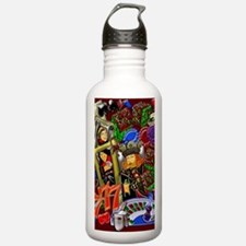 Royal Flush Games of S Water Bottle