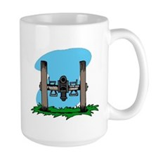 Large Cannon Mug