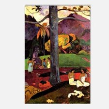Gauguin: Olden Times, Pau Postcards (Package of 8)