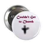 Ash Wednesday Button