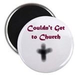 Ash Wednesday Magnet