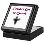 Ash Wednesday Keepsake Box
