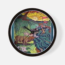 smith_river Wall Clock