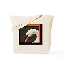 Cute Swan Tote Bag