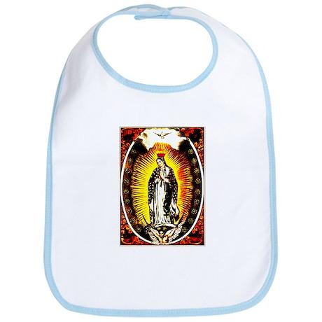 Virgin of Guadalupe Bib