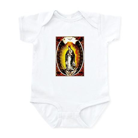 Virgin of Guadalupe Infant Bodysuit