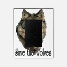 save wolves Picture Frame