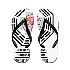 Dharma Medical Center Flip Flops